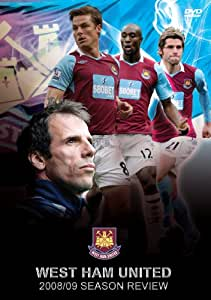 West Ham United 2008/2009 Season Review [DVD]
