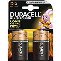 Duracell Plus Power 61538634OF Batteria Alcalina D