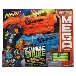 Hasbro Nerf N-Strike Elite Mega Zombie Strike Z.E.D. Squad Magnus 2-Pack