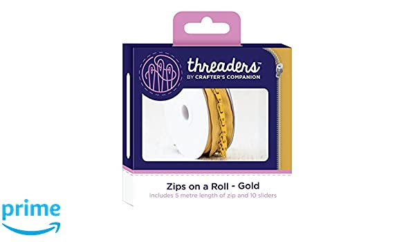 Threaders Zips On A Roll Red