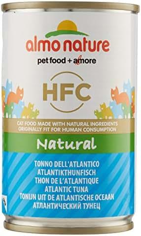 Almo Nature : Boite Pour Chat Thon De L'atlantique : 140 G