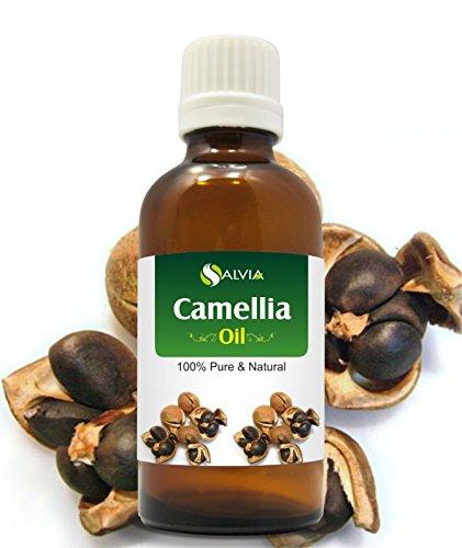 Aceite de camelia puro 100% natural sin diluir Uncut Carrier aceite 15