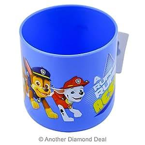 Paw Patrol F101300 300 ml Blue Plastic Beaker Mug