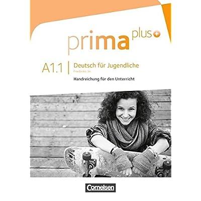 prima plus a1 band 1 handreichungen fur den unterricht pdf epub