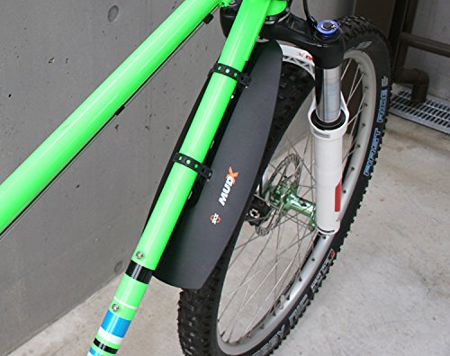 Black SKS Mud-X Front Downtube Mudguard One Size