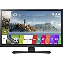"Monitor TV LED 28"" LG 28MT49S-PZ HD Ready, USB Multimedia y Smart TV Wi-Fi"