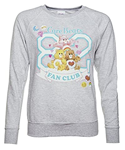 Womens Care Bears Fan Club 82 Sweater