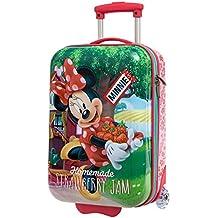 Disney Minnie Strawberry Equipaje de Mano, 40.7 Litros, Color Rosa