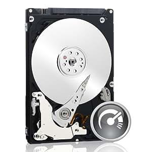 WD Black Mobile WD1600BEKT Disque dur interne 2.5'' SATA 7200 tours/ min Mémoire cache 16Mo 160 Go