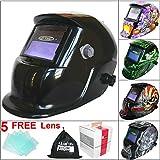 Best Auto-darkening Welding Helmets - Leopard LEO-WH86 Solar Powered + Auto-Darkening + Grinding Review