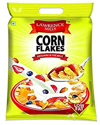 Lawrence Mills Cornflakes (Pack of 2 X 500 GM)