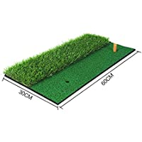 Jia He Tapetes de Golf Práctica de práctica de Golf en Interiores Práctica de práctica de tapete Putt 7 Tamaño Opcional @ (Tamaño : 6#)