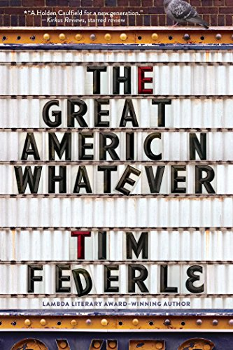The Great American Whatever (English Edition)