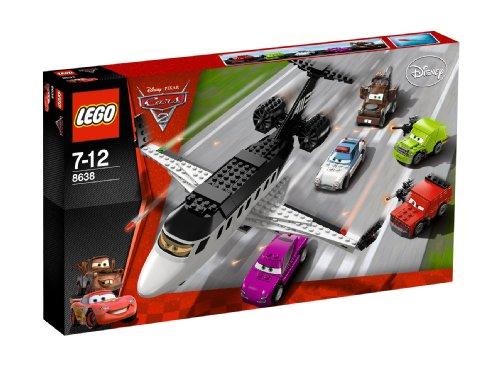 Imagen principal de LEGO Cars 8638 - Huida del Avión Espía (ref. 4590074)