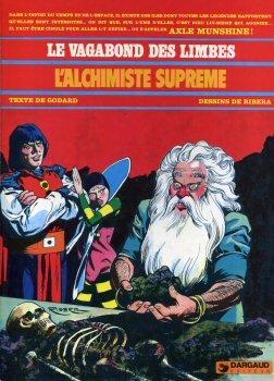 L'alchimiste suprême par Christian Godard