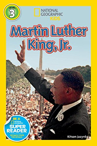 Martin Luther King, Jr. (national Geographic Readers: Level 2)