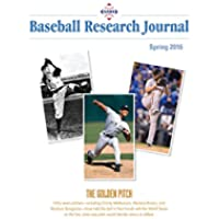 Baseball Research Journal, Volume 45, Number 1: Spring 2016 Issue (English Edition)