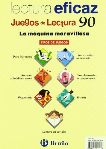 La máquina maravillosa Juego Lectura (Castellano - Material Complementario - Juegos De Lectura) - 9788421657478