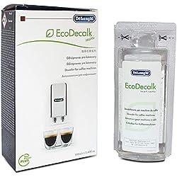 De'Longhi 5513295981EcoDecalk Mini Détartrant écologique pour machine à café–100ml