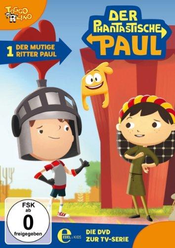 DVD 1: Der mutige Ritter Paul