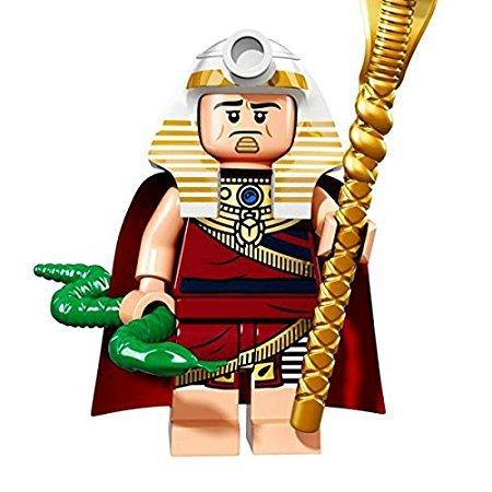 LEGO 71017 Minifigures Serie LEGO BATMAN MOVIE - KING TUT Mini Action Figure