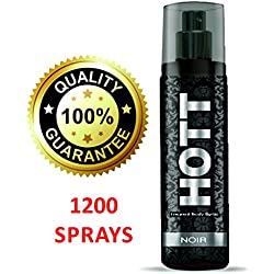 Hott NOIR Perfume For Men,135ml