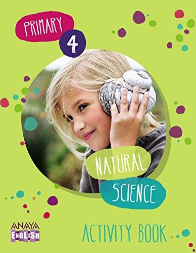 Natural Science 4. Activity Book. (Anaya English) - 9788467878172