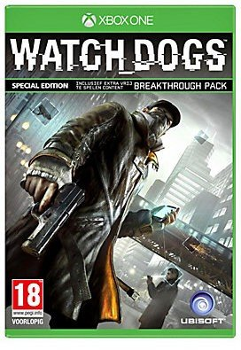 Watch Dogs - Special Edition [Xbox ONE] (Edition Dogs Limited Watch)