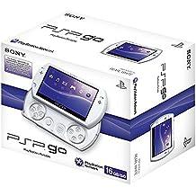 Console PSP Go! blanche [Importación francesa]