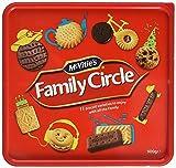 McVitis's Family Circle 900g