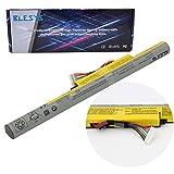 BLESYS L12L4K01 Akku Lenovo Z400A Z500A akku Lenovo IdeaPad P400 P500 Z400 Z400A Z400T Z410 Z500 Z510 Z500A Serie Laptop Akku ersetzen für L12M4E21 L12M4F02 L12M4K01 L12S4E21 L12S4K01 4INR19/66