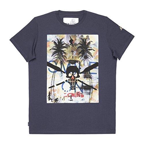 El Niño-Camiseta De hombre Carbono X-Large