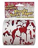 shoperama Toilettenpapier mit Verschiedenen Motiven Halloween Party Geschenk Scherzartikel WC: Kakerlaken