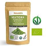 Matcha Tee Pulver Bio [ Premium-Qualität ] 50g