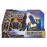 Nerf – Les Gardiens de la Galaxie – Star Lord Battle Gear – Mini Pistolet et Masque