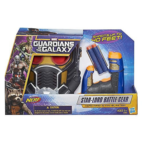 (Hasbro A7901 – Marvel – Guardians of the Galaxy – Star-Lord Blaster Set [UK Import])