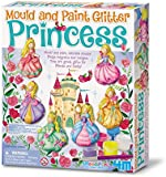4M 2412 Glitter Princess Mould and Paint - Multi-Coloured