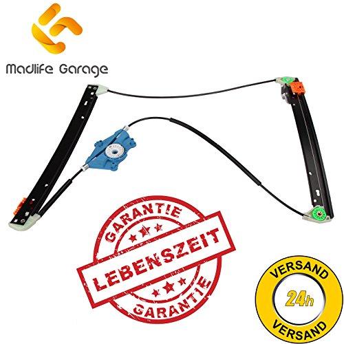 Madlife Garage 8E0837462B Elektrisch Fensterheber ohne Motor Reparatursatz Vorne Rechts