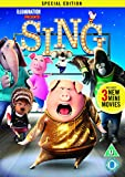 Best MOVIE Dvd Releases - Sing [DVD] [2017] Review