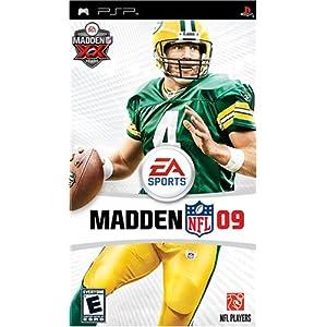 Madden NFL 2009 [Sony PSP]
