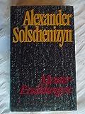 Meister-Erzählungen - Solschenizyn Alexander