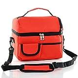 Kühltasche Tasche Milch Transportieren Picknick tasche Thermo tasche Picnic Lunch Cooler Bento Box Ice Bag Camping?1 schichten isolierte kühler abteil
