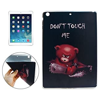 art-design Case Soft Cover for iPad and Galaxy - Dont Touch Me