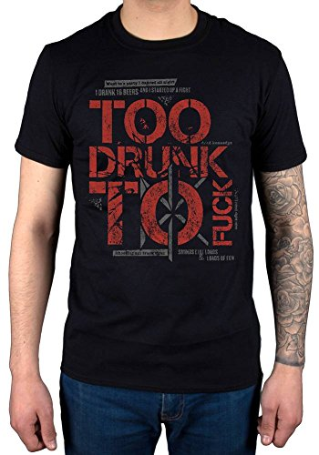 ys Too Drunk T-Shirt ()