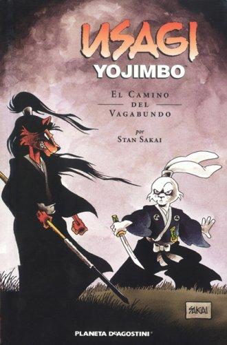 Usagi Yojimbo 8: El Camino Del Vagabundo/Vagabond Road (Usagi Yojimbo (Spanish)) por Stan Sakai