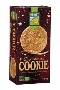 Bohlsener Mühle Christmas Cookie, 4er Pack (4 x 175 g) - Bio