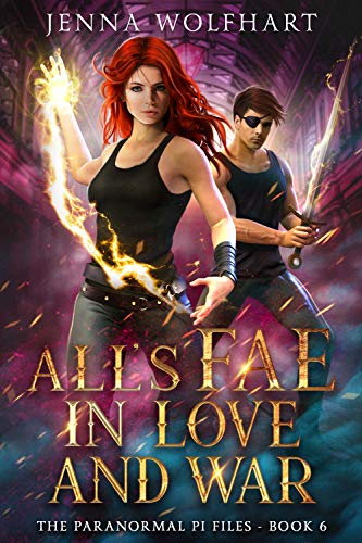 All's Fae in Love and War