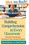 Building Comprehension in Every Class...