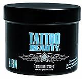 Tattoo Beauty 500ML Per uso professionale crema per la cura dei tatuaggi cicatrizzante idratante lenitiva rigenerante idratante