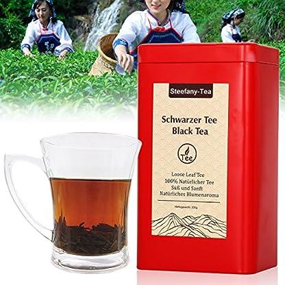 Schwarzer-Tee-Black-Tea-Schwarztee-Stark-Reich-Flavoury-Schwarztee-100-Reiner-Schwarzer-Tee-Losen-Tee-200g